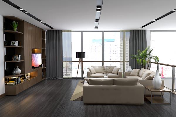 Giá thiết kế nội thất chung cư cao cấp