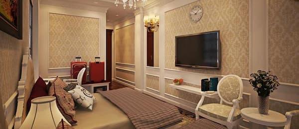 đơn giá thiết kế nội thất khách sạn
