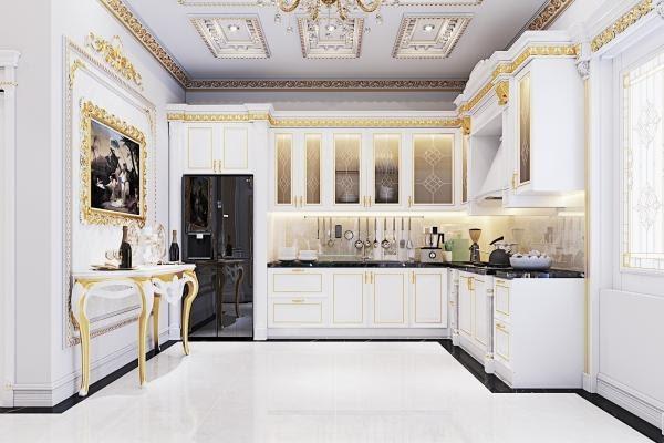 20+ Mẫu Thiết Kế Nội Thất Phòng Bếp Hiện Đại   Tuyệt Đẹp, nhamoi.net