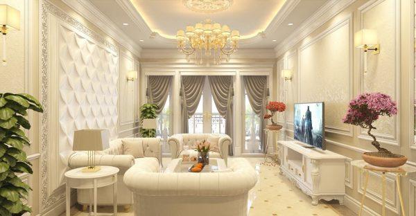 Các Phong Cách Thiết Kế Nội Thất Biệt Thự Mới Nhất 2021, nhamoi.net
